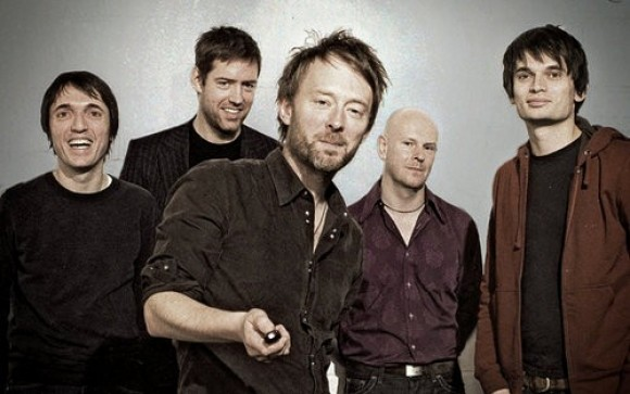 Radiohead trabajan en un nuevo disco 