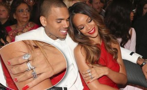 Rihanna y el posible compromiso con Chris Brown