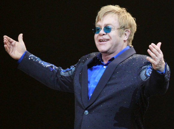 The Diving Board ser el nuevo disco de Elton John 