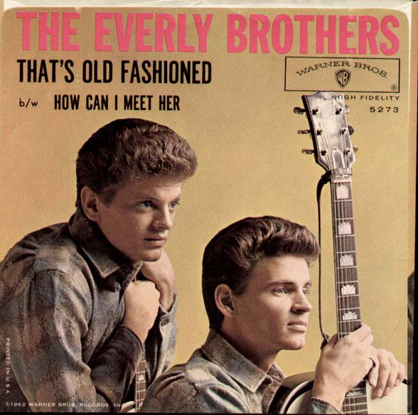 Las 10 rupturas más engorrosas del rock: Puesto 6º   The Everly Brothers