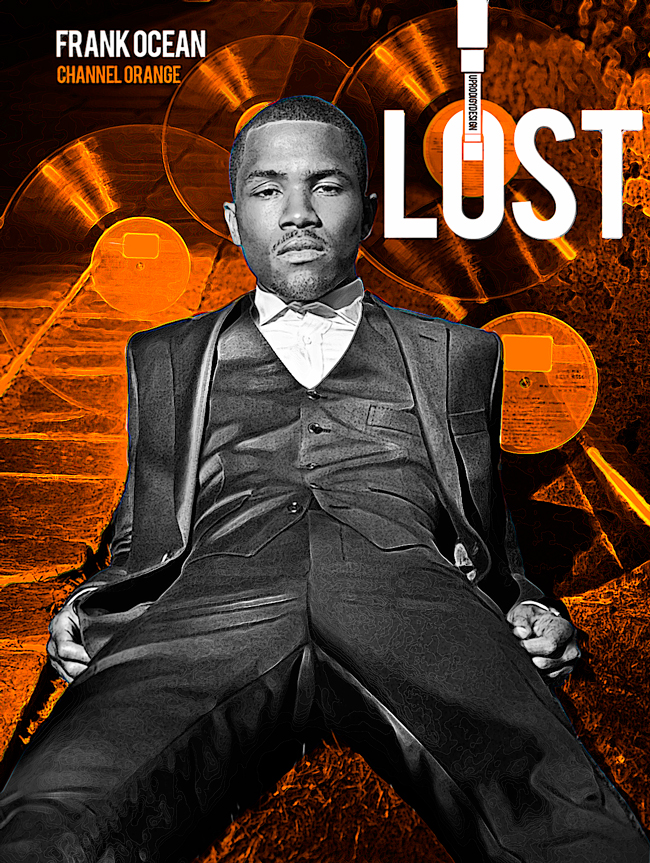 Frank Ocean estrena video de Lost