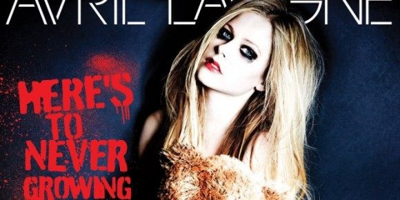 Avril Lavigne regresa a sus raíces punks con Here's To Never Growing Up
