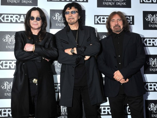 Black Sabbath estrenar nueva cancin durante la emisin de CSI  