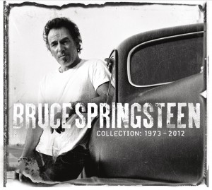 Bruce Springsteen lanza su compilacion: Collection 1973-2012