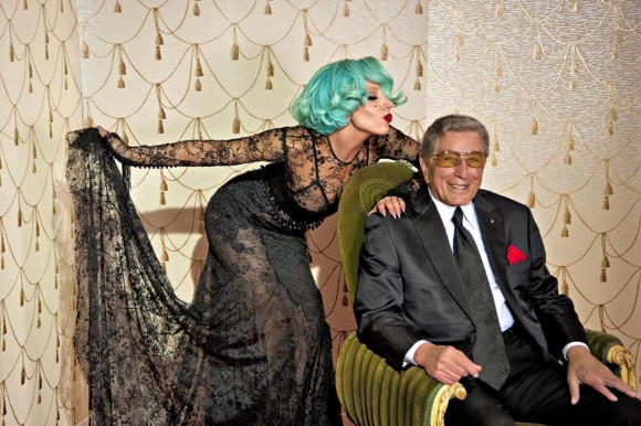 Lady Gaga planea lanzar disco de jazz junto a Tony Bennet 