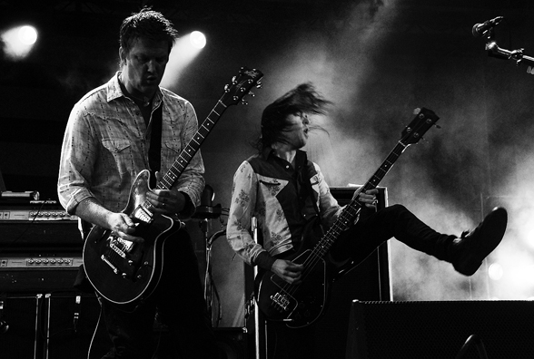 Queens of the Stone Age revela nueva cancin 
