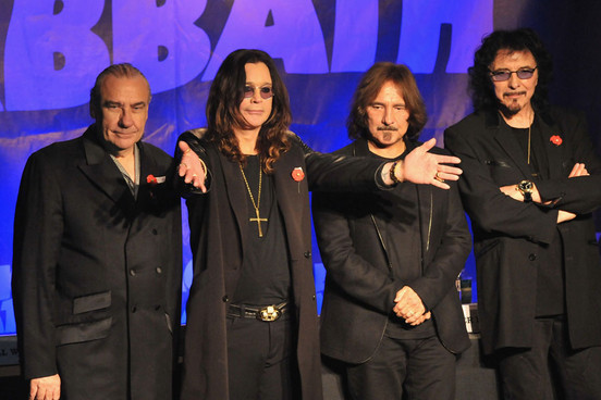 Black Sabbath lanza su nuevo disco en streaming