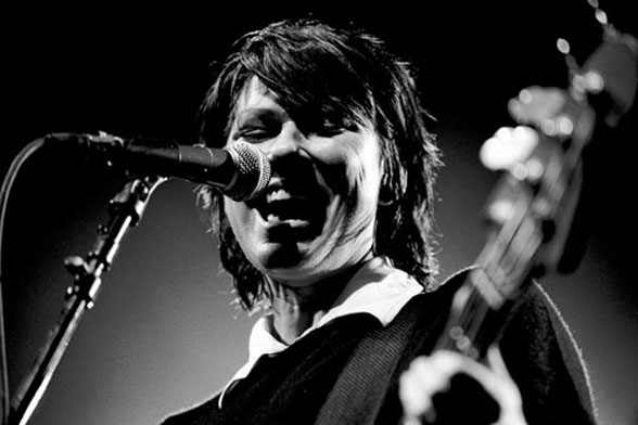 Kim Deal abandona The Pixies