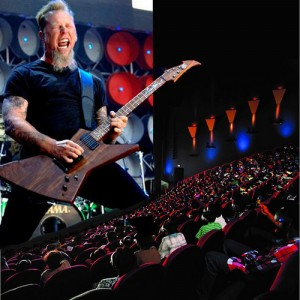 Metallica presenta el trailer oficial de Metallica Through the Never
