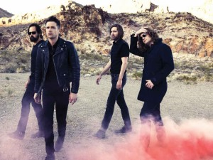 The Killers adelanta nuevo single, Shot At The Night