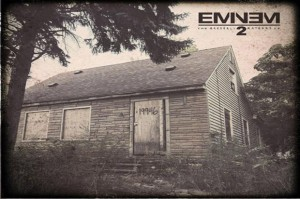 "Eminem da a conocer ""tracklist"" de The Marshall Mathers LP 2"