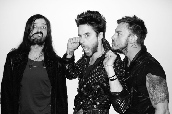 "30 Seconds to Mars lanzará el documental ""Artifact"" 1"