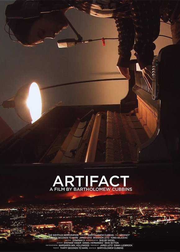 "30 Seconds to Mars lanzará el documental ""Artifact"" - uSónica"