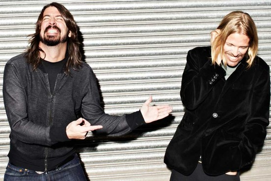 Foo Fighters anuncia su vuelta con sangrienta foto  2