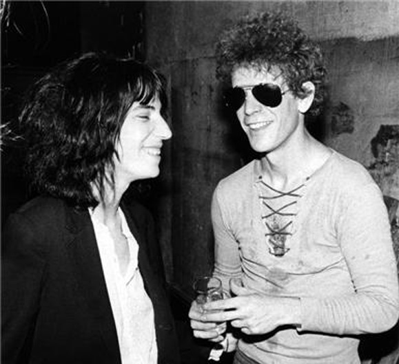 Patti Smith se despide de Lou Reed en The New Yorker 1