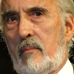 Christopher Lee lanza su 2º disco de heavy metal