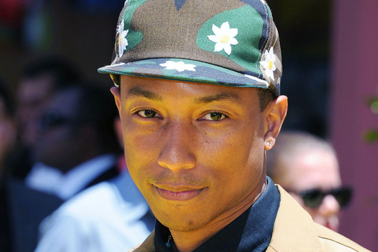 Pharrell Williams anuncia nuevo disco en solitario