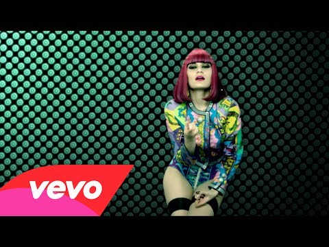 Jessie J lanza el video de 'Domino'