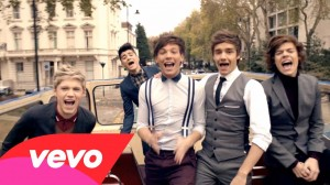 Up All Night es el nuevo video de los One Direction