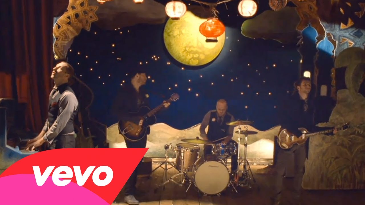 Videoclip de Coldplay Christmas Lights