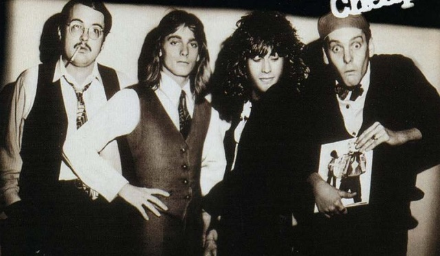 "Cheap Trick y video exclusivo de ""Dream Police"" 1"
