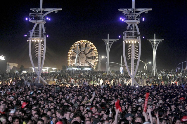 """Rock in Rio probablemente volverá a Madrid en 2016"" 1"