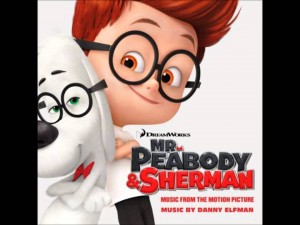"Escucha la BSO de ""Mr. Peabody & Sherman"""
