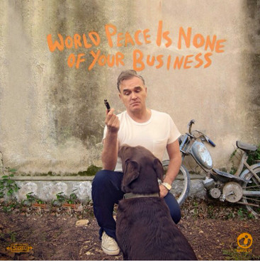 "Escucha ""World Peace Is None of Your Business"", el nuevo tema de Morrissey 1"