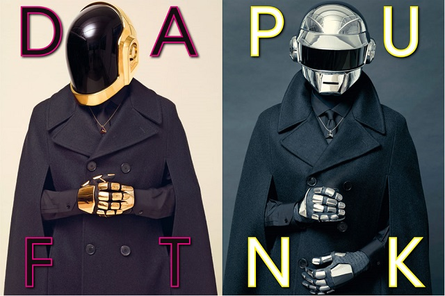 Realizarán un documental de Daft Punk 1