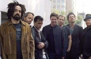 "Escucha ""Scarecrow"", nuevo single de Counting Crows"