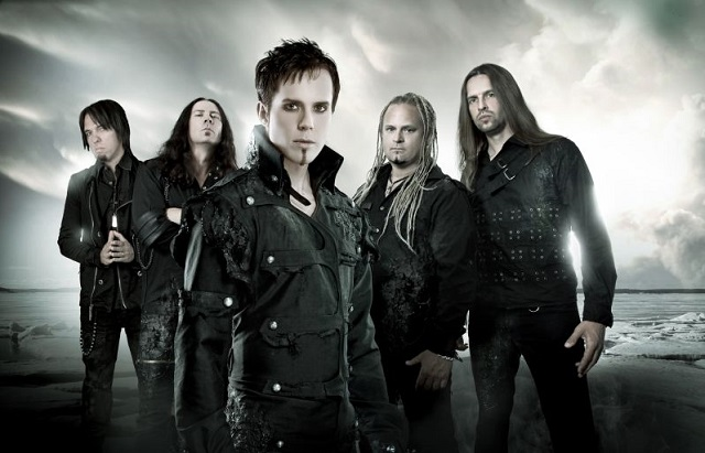 "Kamelot lanza video para ""Falling Like The Fahrenheit"" 1"