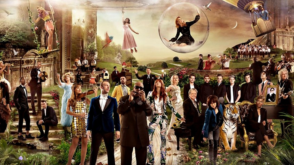 Dave Grohl, Lorde, Brian May, Jake Bugg entre los artistas que versionan el God Only Knows de The Beach Boys para BBC 1