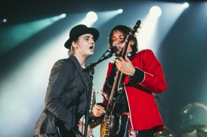 The Libertines anuncian lanzamiento de un documental sobre su ultima gira