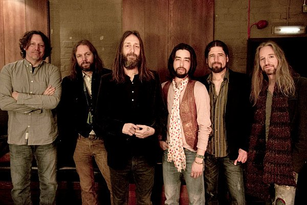 The Black Crowes se separan tras 24 años de carrera 1
