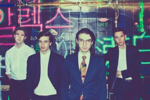 "Escucha el nuevo single de Spector ""All the sad young men"""