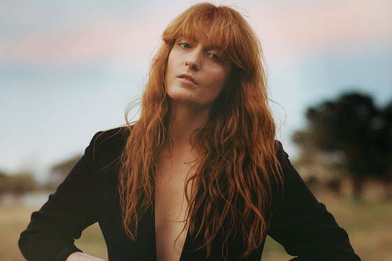 "Escucha el nuevo tema de Florence + The Machine ""What Kind Of Man"" 1"