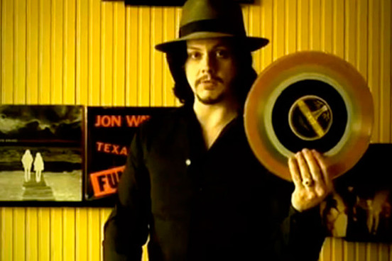 "Escucha el nuevo tema de Jack White ""Blue Light, Red Light (Someone's There)"" 1"