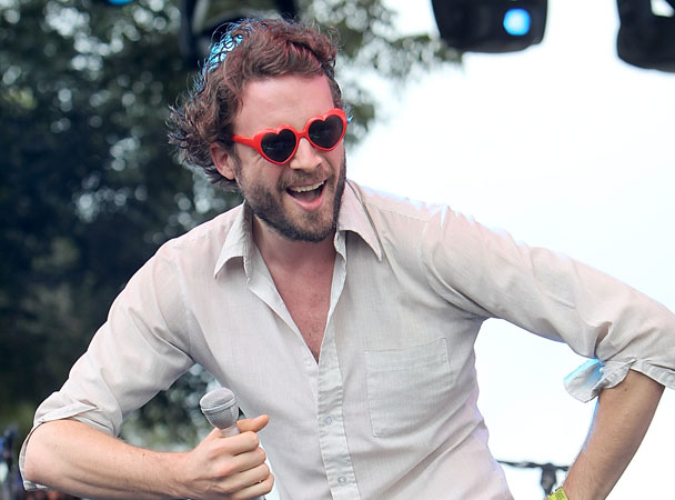 "Father John Misty lanza cover de ""Heart-Shaped Box"" 1"