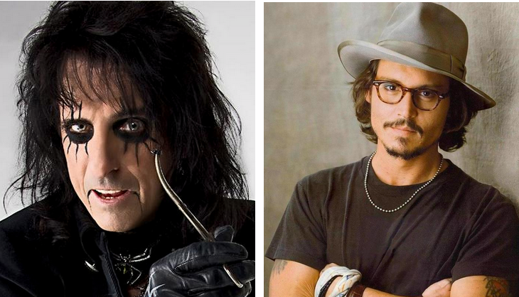 Johnny Depp, Alice Cooper, y Joe Perry forman un nuevo supergrupo  1