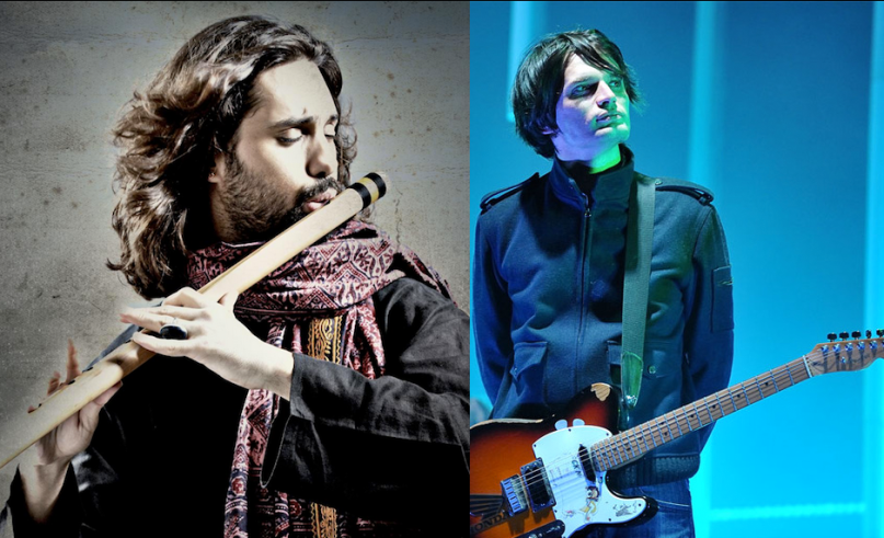 Jonny Greenwood graba nuevo disco en la India 1