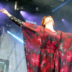 "Florence and the Machine debutan en directo dos nuevas canciones ""Third Eye"" y ""St. Jude"""