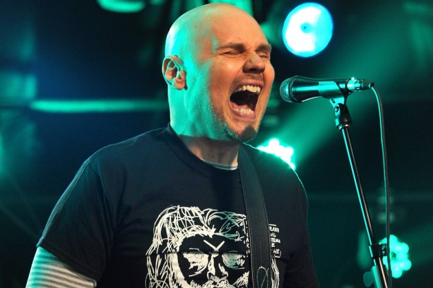 "Mira el nuevo video de TheSmashing Pumpkins ""Drum and Fife"" 1"