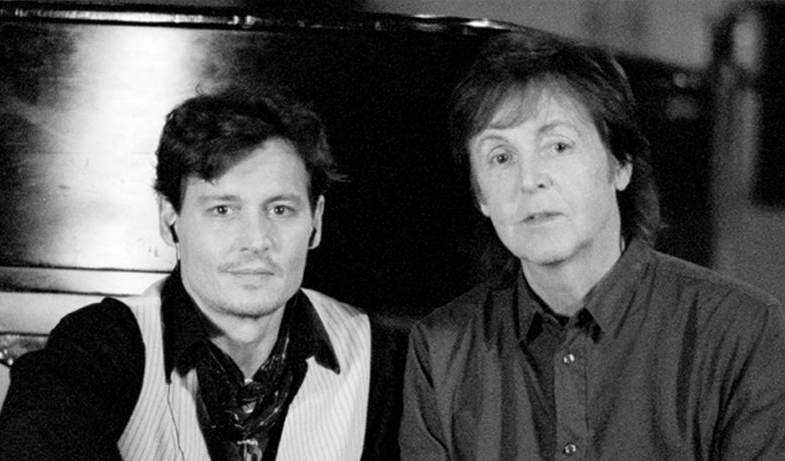 Paul McCartney colabora con Johnny Depp y Alice Cooper para su nuevo grupo 1
