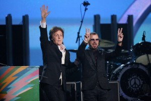 Paul McCartney presentará a Ringo Starr en el Rock and Roll Hall of Fame