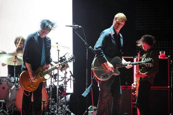"Queens of the Stone Age deciden ""tomarse un descanso"" 1"