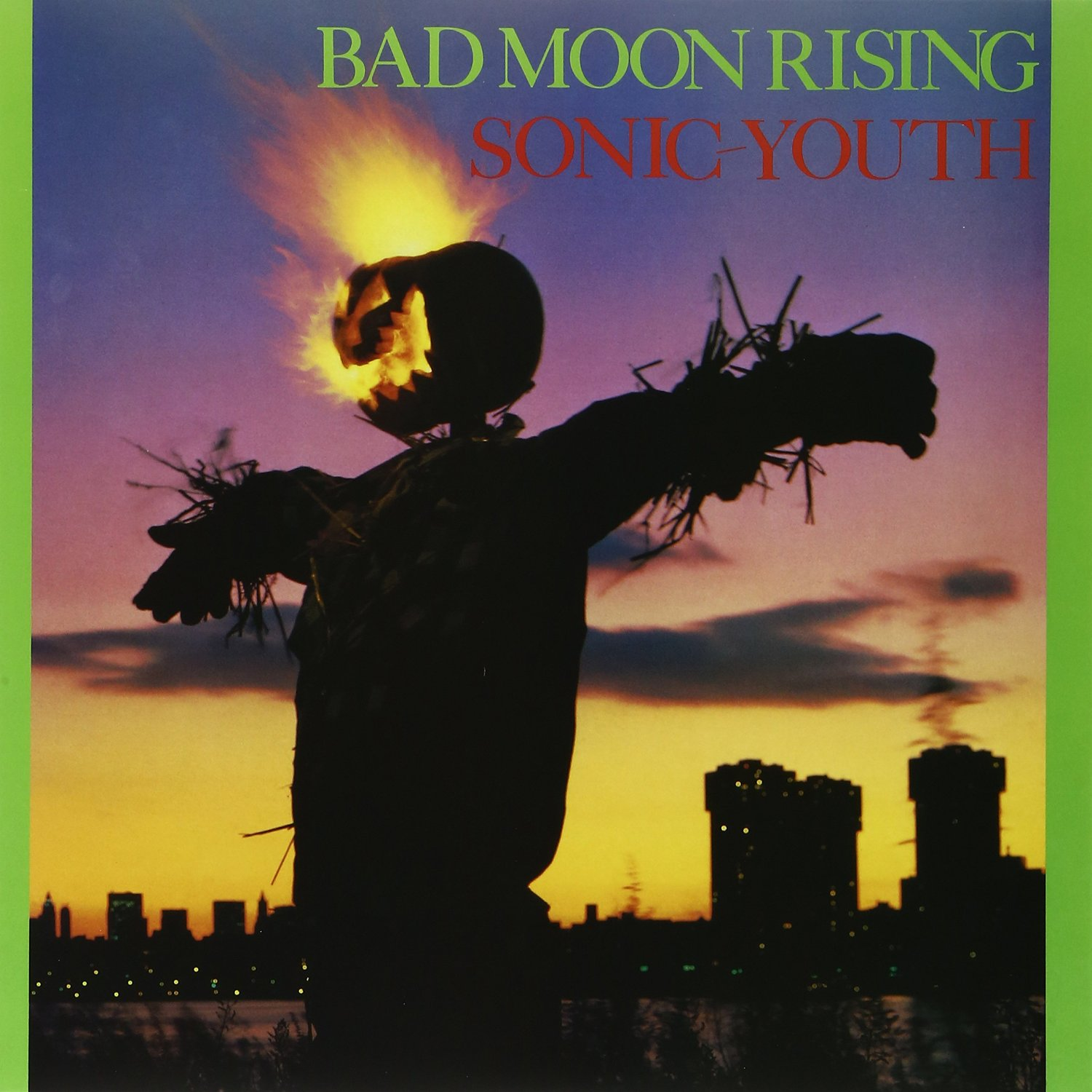 "Sonic Youth relanzarán ""Bad Moon Rising"" 1"