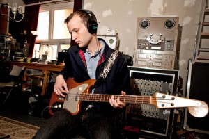Chris Baio de Vampire Weekend anuncia disco en solitario