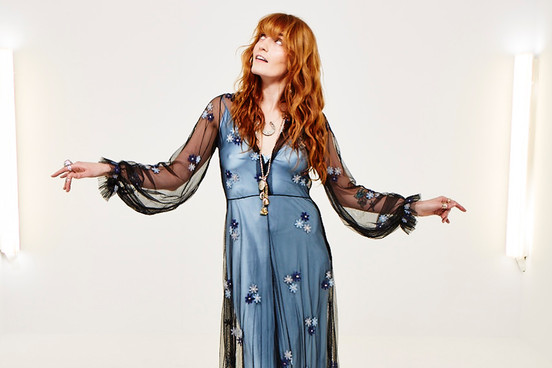"Escucha el nuevo single de Florence + The Machine ""Ship to Wreck"" 1"