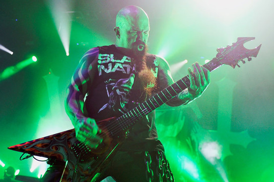 "Escucha el nuevo tema de Slayer, ""When The Stillness Comes"" 1"