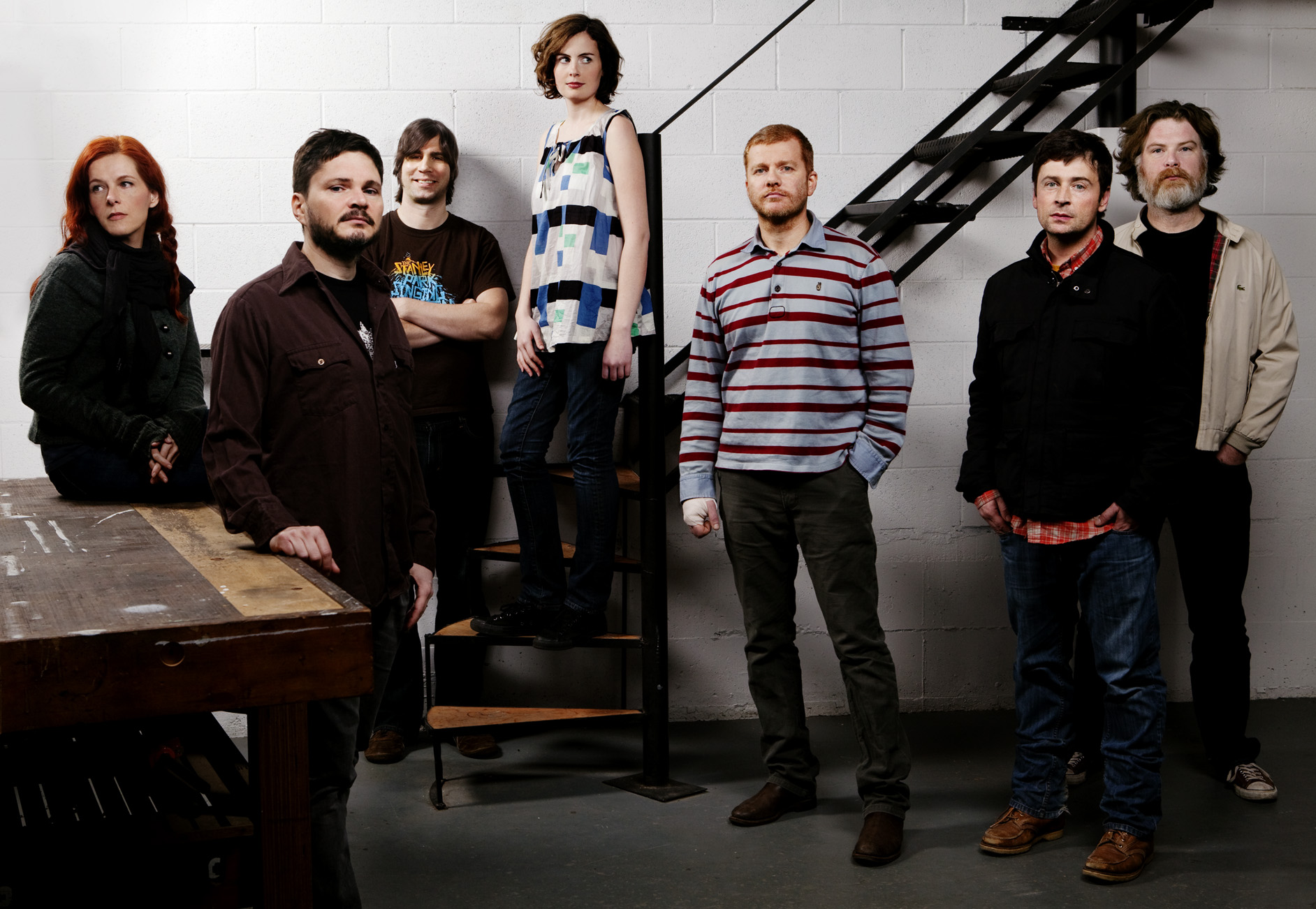 "Mira el nuevo vídeo de The New Pornographers ""Champions of Red Wine"" 1"